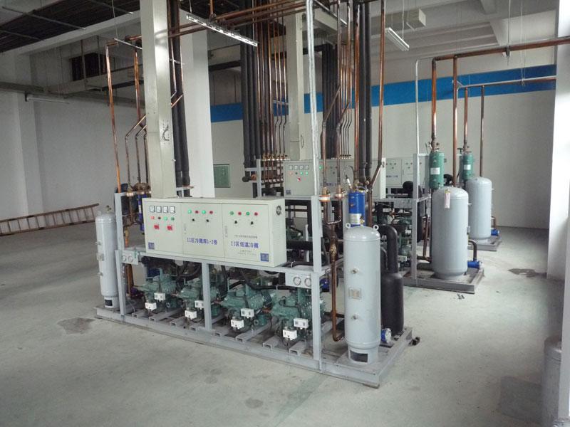 上海申顺制冷循环槽电路图